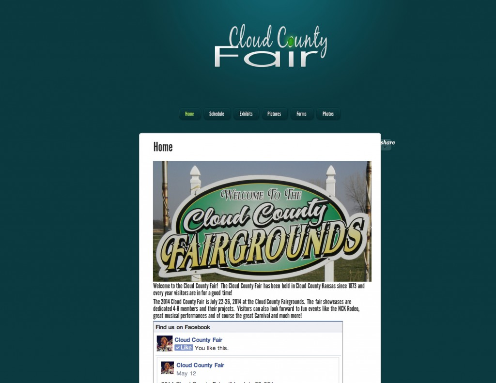 cloudcountykansasfairwebsite